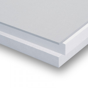 Podkrovní prvek fermacell P+D s EPS 150 kPa Stabil, 1000 x 500 x 10 + 110 mm
