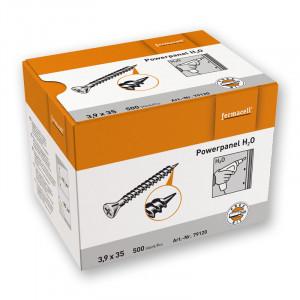 Šrouby fermacell Powerpanel H2O, 3,9 x 35 mm, nerezová povrchová úprava, 500 ks