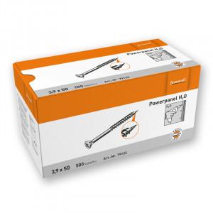 Šrouby fermacell Powerpanel H2O, 3,9 x 50 mm, nerezová povrchová úprava, 500 ks