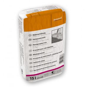 Voštinový zásyp fermacell 1-4 mm, 15 l pytel (22,5 kg)
