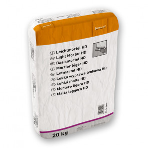 Lehká malta fermacell Powerpanel HD, 20 kg pytel