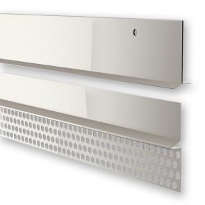 Stropní napojovací profil fermacell Powerpanel HD, 2-dílný, 2,5 m